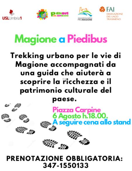 Piedibus Magione